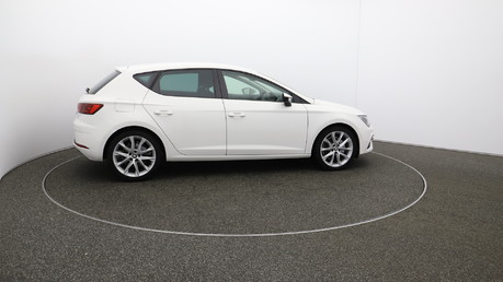 SEAT Leon technology-tdi