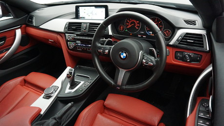 BMW 4 Series Gran Coupe 420D M SPORT GRAN COUPE 9