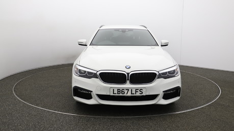 BMW 5 Series 520D M SPORT TOURING 7